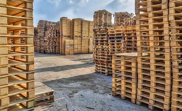 Pallet Recycling 1
